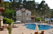 Pine Forest 2 Bedroom Garden Apartment For Sale in Gocek